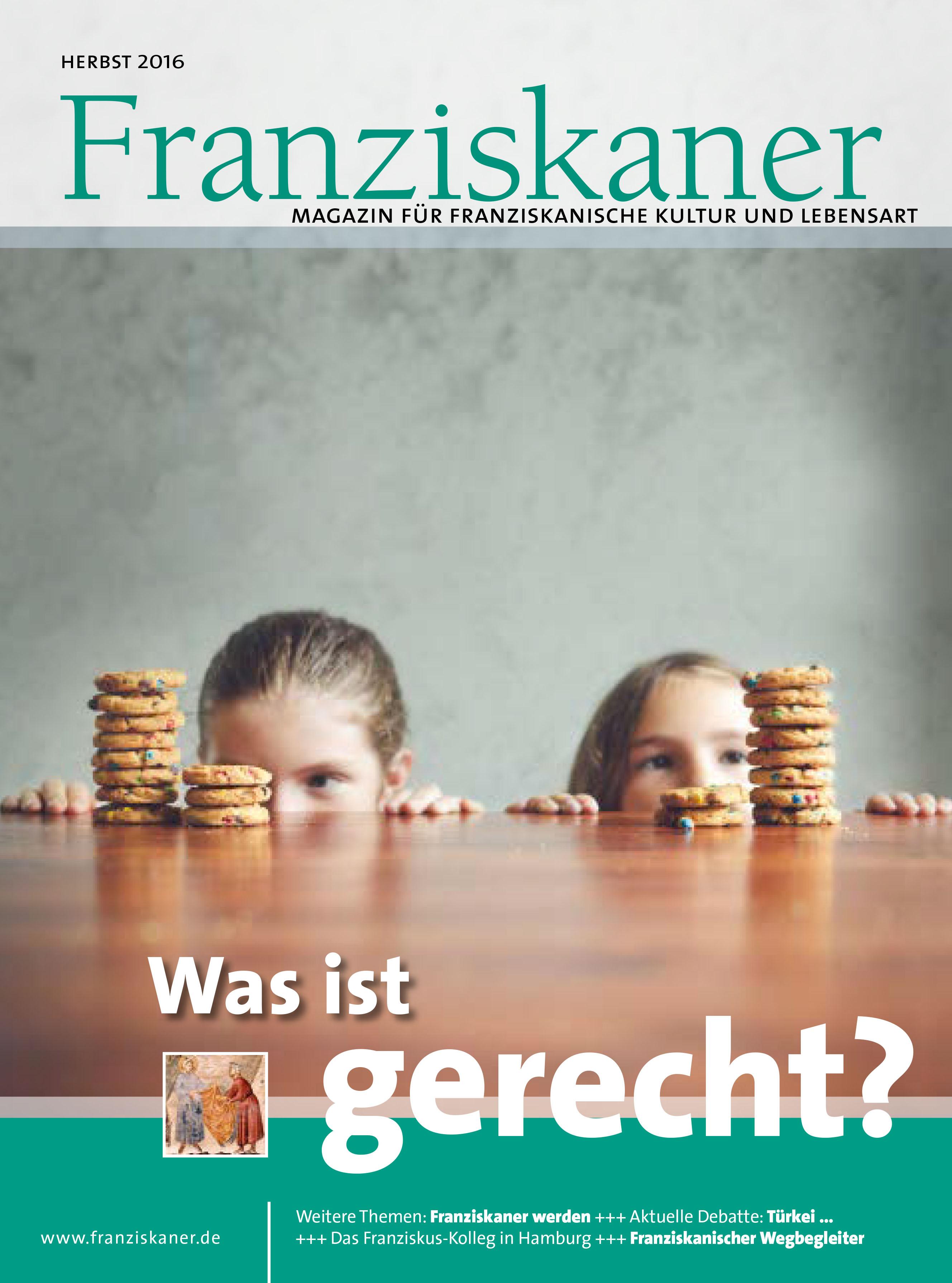 Franziskaner Zeitschrift 2/2012