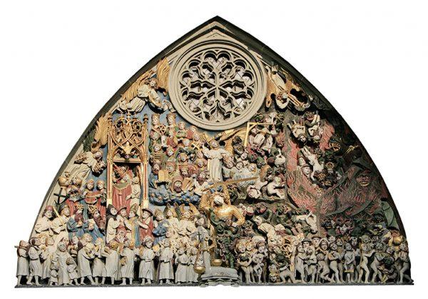 Weltgericht am Berner Münster