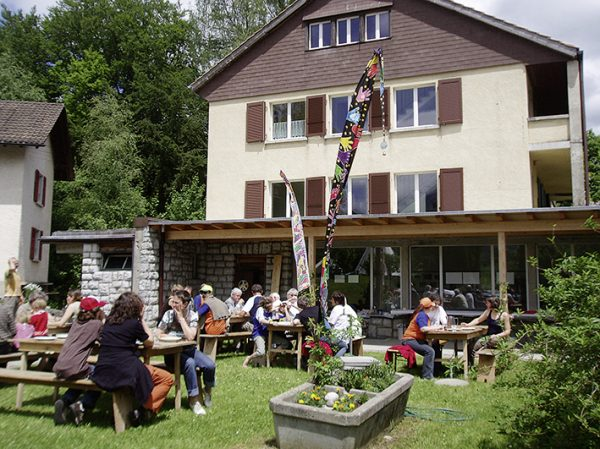 Friedensdorf in Broc