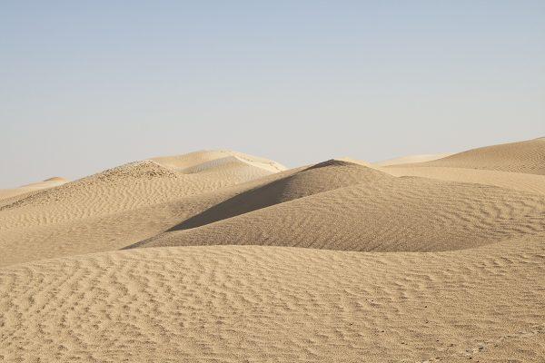 Wüste: Symbol für 40 Tage fasten