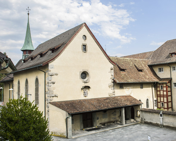 Klosterkirche Luzern