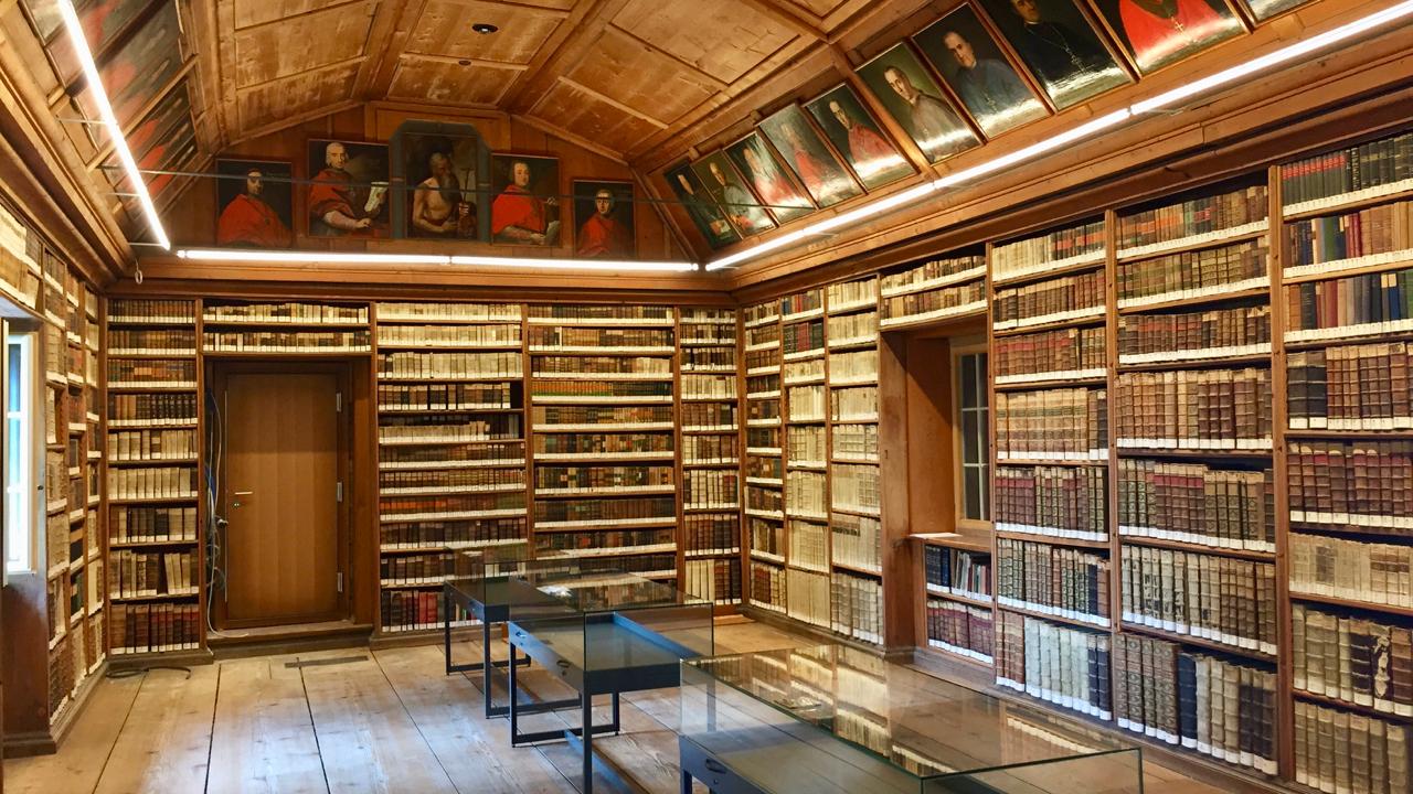 Bibliothek Kloster Wesemlin Luzern