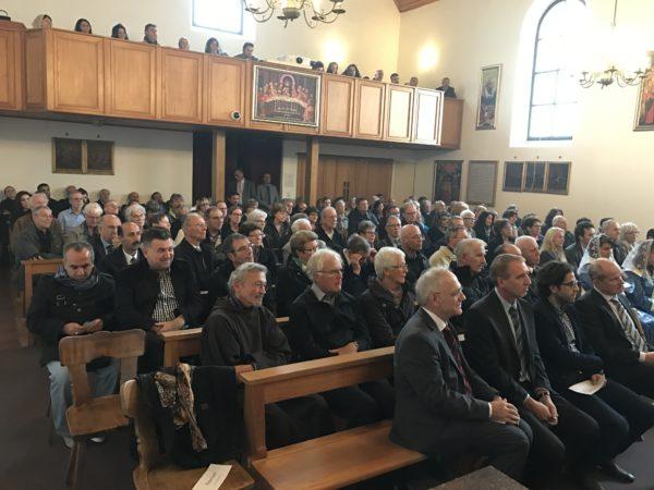 Besuch der Messe