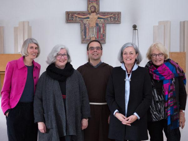 Andrea Salzmann, Yolanda Bärtschi, Kletus Hutter, Karin Vollenweider, Yvonne Pally
