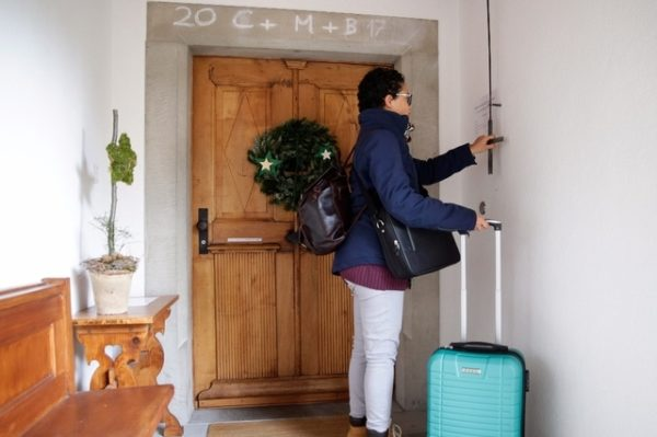 ZSZ-Redaktorin Olivia Tjon-A-Meeuw verbringt eine Woche im Kloster zum Mitleben in Rapperswil und berichtet hier täglich von ihren Erlebnissen.