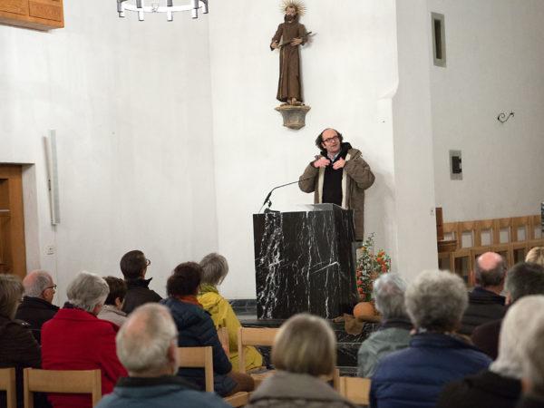 Patrick Sommer ist der Präsident des Freundeskreises Kloster Rapperswil.