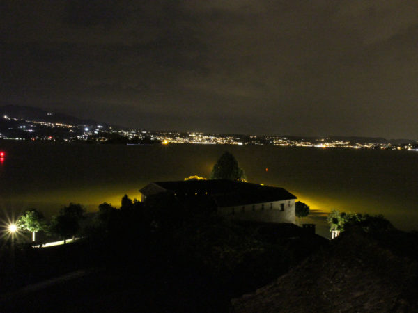 Sturmnacht am Kapuzinerzipfel von Thomas Gorr