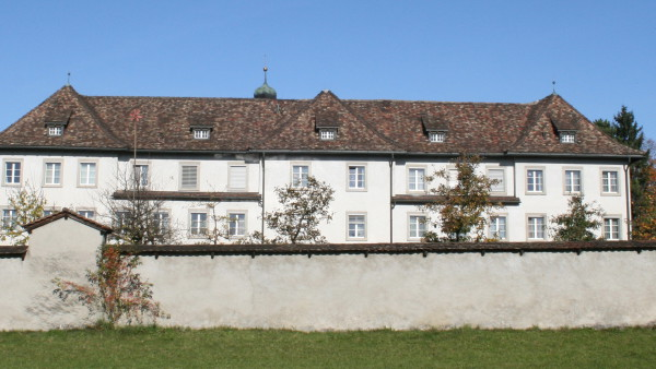 Klostermauer Südansicht