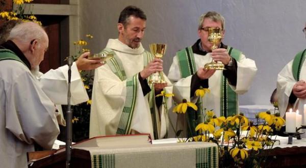 Primiz und Priesterweihe Benno Zünd | © Niklaus Jung