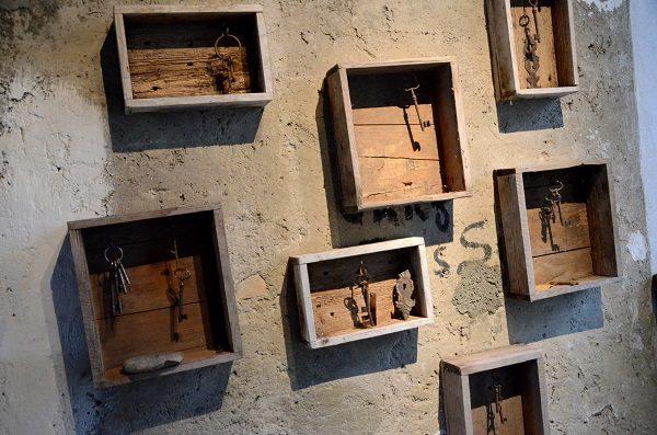 Schlüssel finden |Fotos: Beatrice Oesch