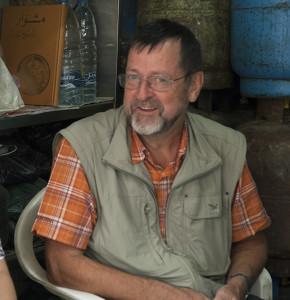 Br. Bruno Fäh, Medienbeauftragter