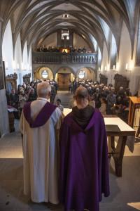 Neueröffnung Wesemlinkirche