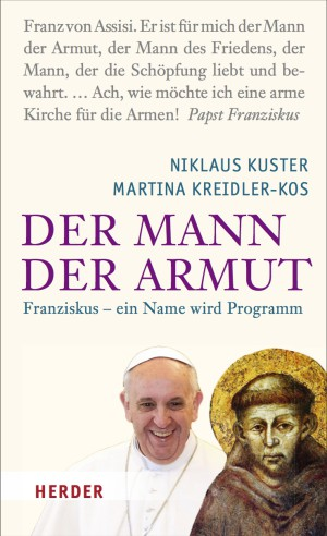 Herder_Kuster_PapstFranziskus-Cover