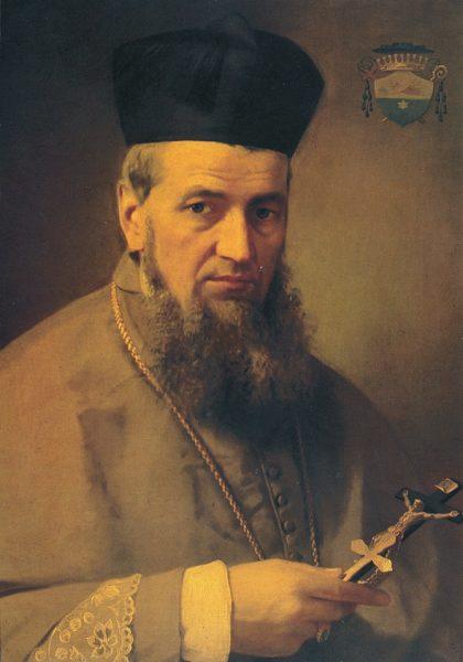 Anastasius Hartmann Ölgemälde Melchior Paul von Deschwanden Luzern Wesemlin