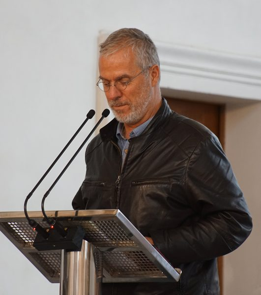 Christian Schweizer, Provinzarchivar