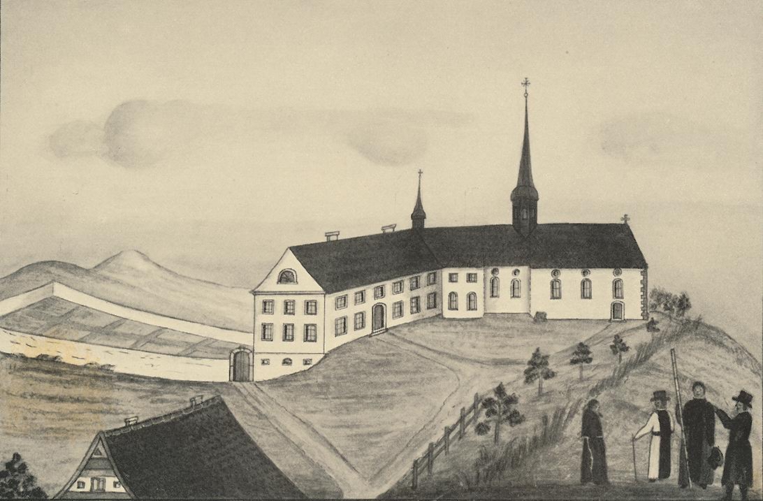 Kloster Gubel