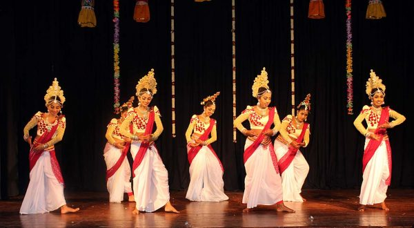 Tanzaufführung in Jaffna © Stefan Rüde