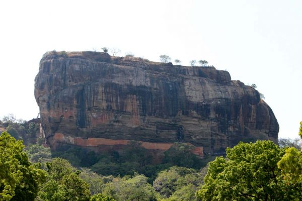 Sigiriya Rock (Löwenfelsen) © Stefan Rüde