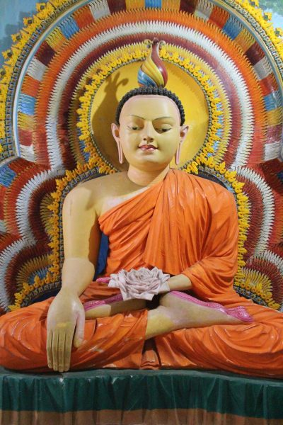 Buddha-Statue in Negombo © Stefan Rüde