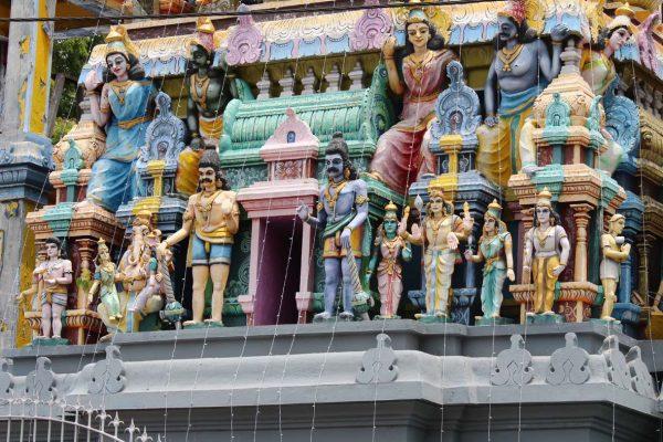 Hindu-Tempel in Negombo © Stefan Rüde