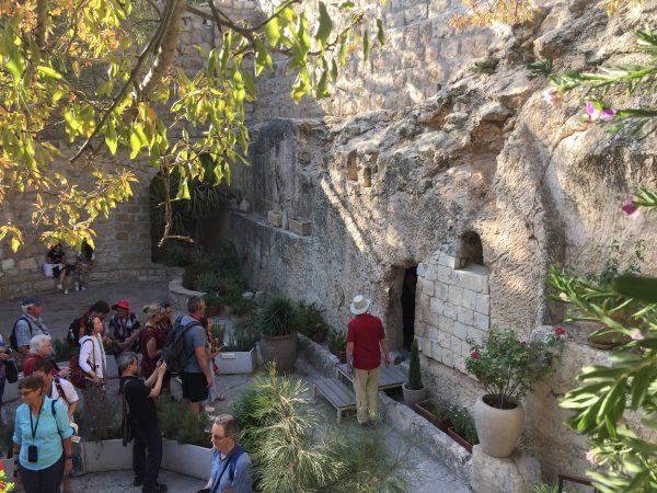 Gartengrab, Jerusalem © Niklaus Kuster, 2019