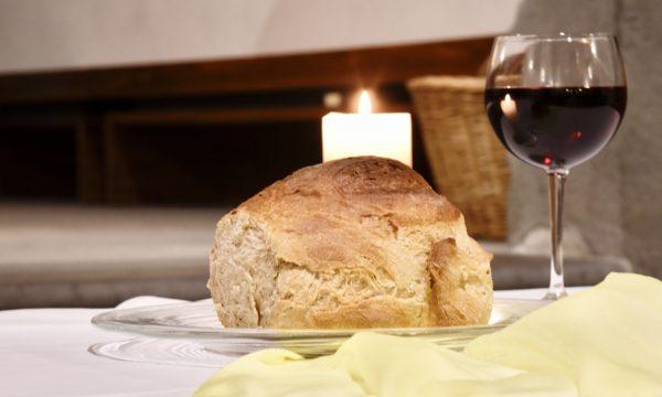 Brot und Wein © Beat Pfammatter, 2020
