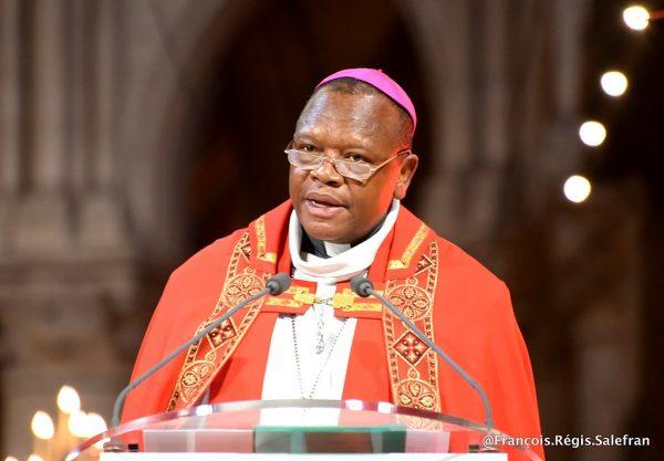Kardinal Ambogo © Franciscans International/FI