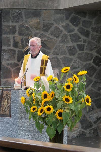 Festprediger Mauro Jöhri, ehemaliger Generaloberer © Beat Baumgartner